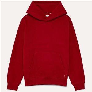 Aritzia the perfect hoodie